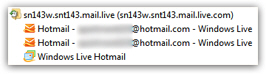 Check last visits to your Hotmail account and emails