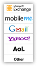 Hotmail and other email accounts on iPhone / iPod touch